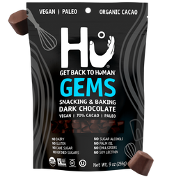 Hu Kitchen – Chocolate GEMS (Cashews + Vanilla Bean)