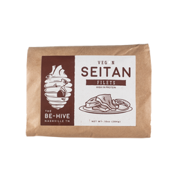 THE BE-HIVE — Vegan Seitan MARINATED FILETS