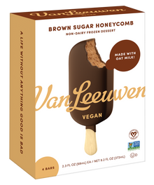 Van Leeuwen — Brown Sugar Honeycomb Bars