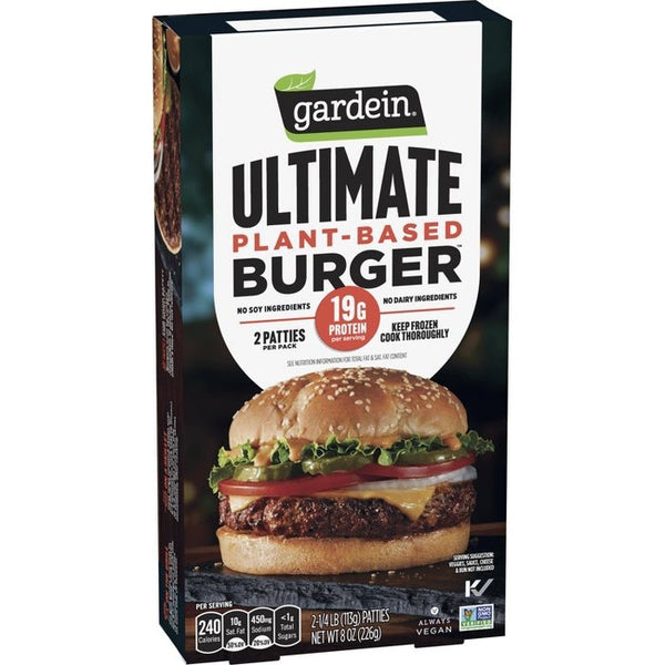 Gardein — Ultimate Plant-Based Burger