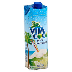 Vita Coco Pure Coconut Water (100%, Never From Concentrate) 33.8 Oz