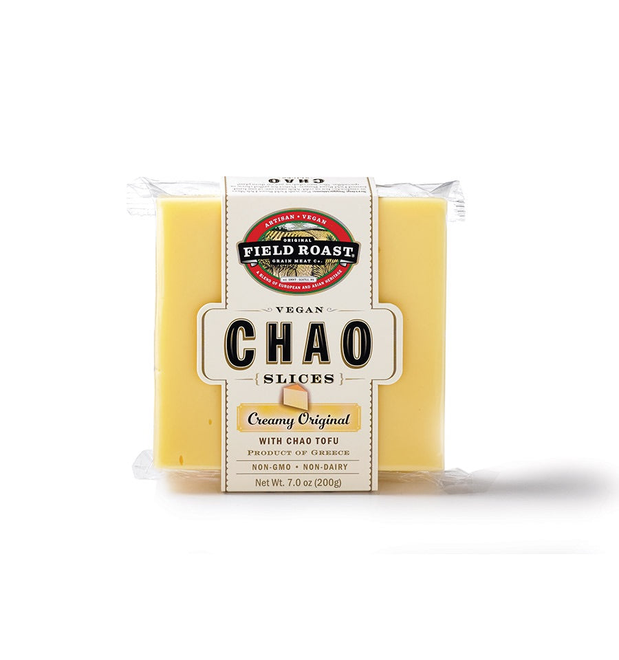 Field Roast — Creamy Original, Chao Slices