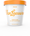 Van Leeuwen Ice Cream, Vegan, Honeycomb, 14 Oz (Frozen Dessert)