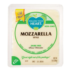 Follow Your Heart — Mozzarella Block