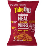 Take Out Puffs, Meal In-A-Bag — Hella Hot