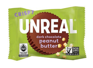 UNREAL - Mini Dark Chocolate Crispy Peanut Butter Cups