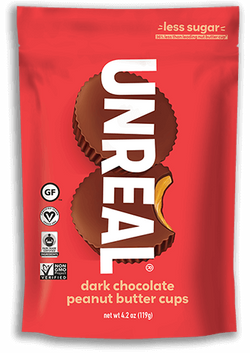UNREAL - Dark Chocolate Peanut  Butter Cups
