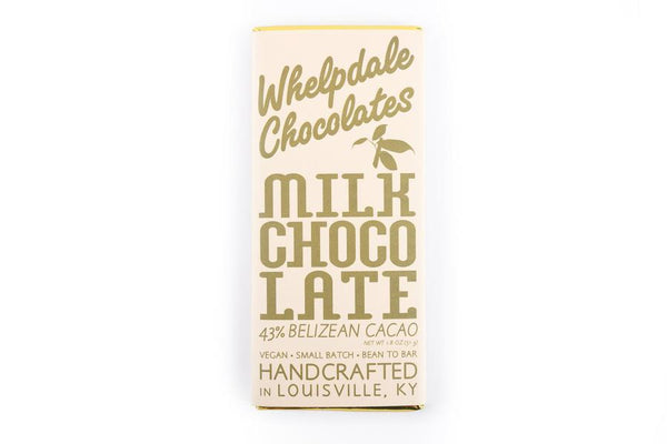 Whelpdale Milk Chocolate