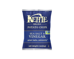 Kettle Brand Sea Salt & Vinegar Potato Chips