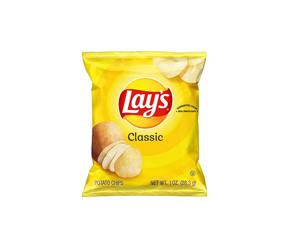 LAY'S® Classic Potato Chips (1 oz)