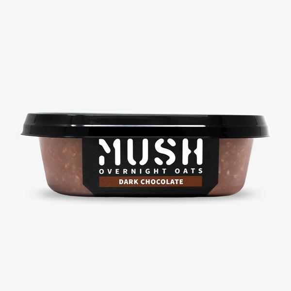 MUSH – Dark Cacao Overnight Oats