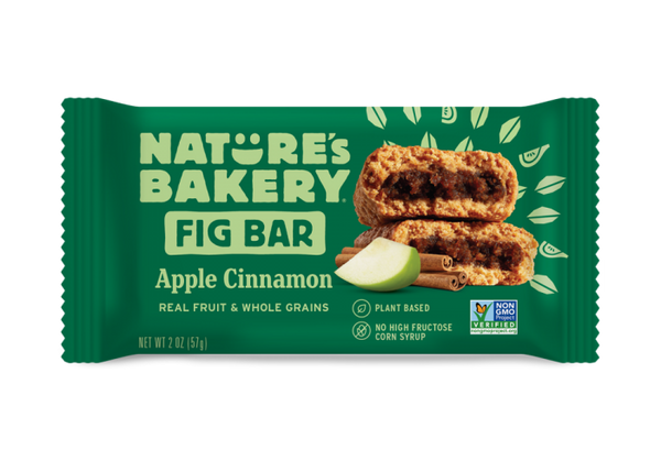 Nature's Bakery – Apple Cinnamon Fig Bars
