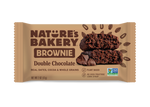 Nature's Bakery – Double Chocolate Brownie