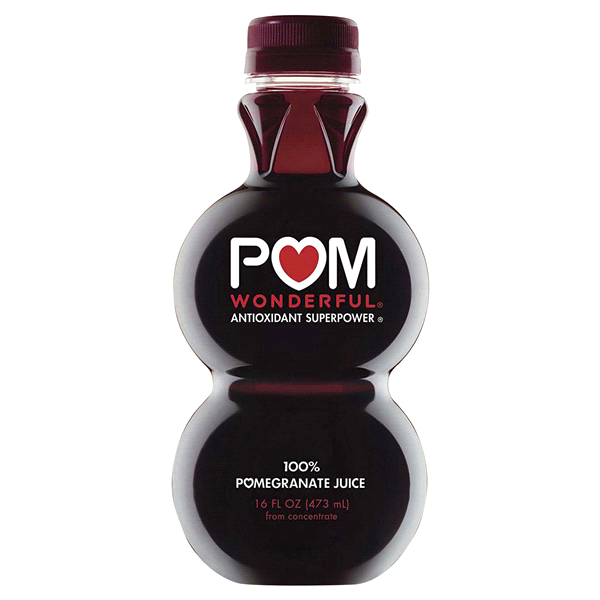 POM Wonderful – 100% Pomegranate Juice