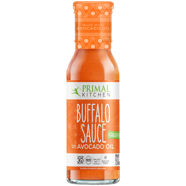 Primal Kitchen® – Buffalo Sauce made w/ Avocado Oil