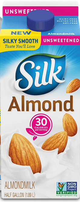 Silk - Unsweetened Almond Milk