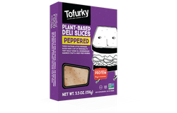 Tofurky – Peppered Deli Slices