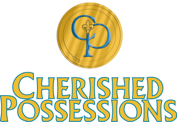 CP logo for Cherished Possessions