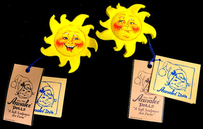 Annalee Collectible Pin