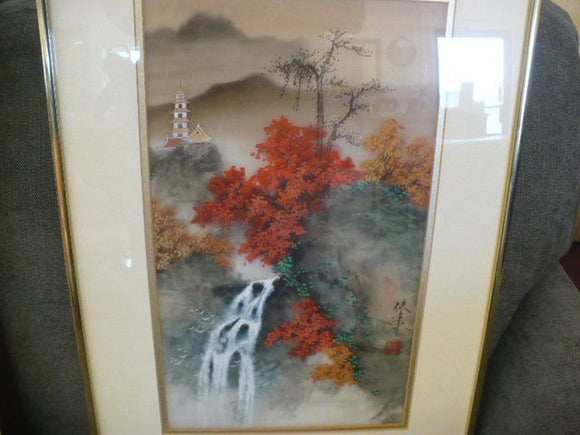 Beautiful Japanese Scene