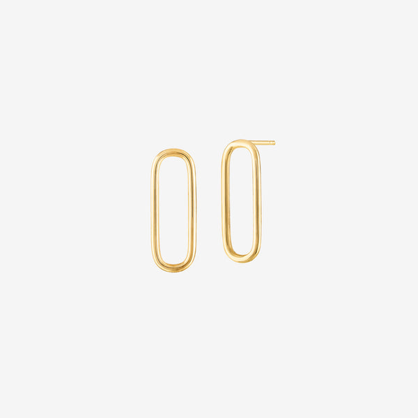Amanda Link Earrings