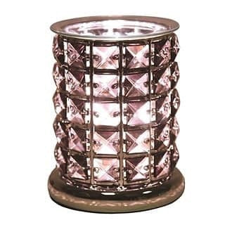 Black Crystal wax melt Burner- touch lamp wax warmer