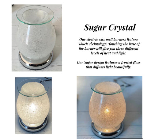 Sugar - Crystal was Burner