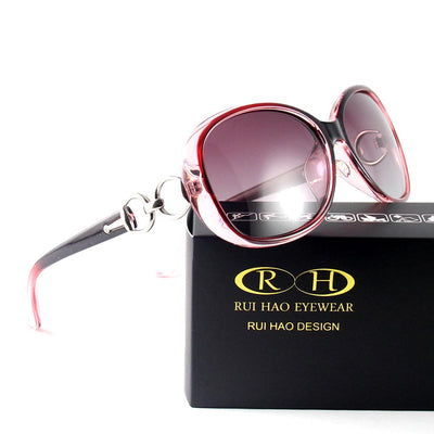 Fashion Polarized Sunglasses Women Brand Glasses