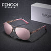 FENCHI Sunglasses Women Driving Pilot