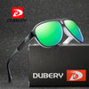 DUBERY Men's Polarized Sunglasses Aviation