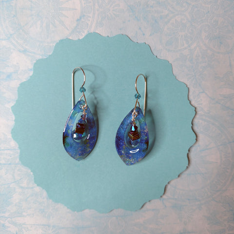 Shoshannah Handmade in USA Earrings #01
