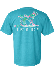 Buddy by the Sea - Key West Tee - Logoon