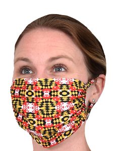 FACE MASK - MARYLAND FLAG