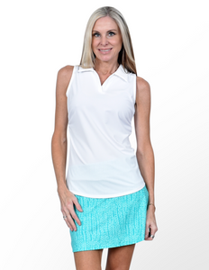 Southwinds by Spunkwear - Skort Court Sea Glass