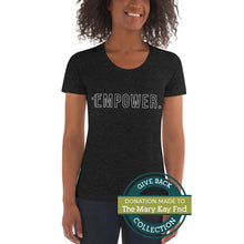 Load image into Gallery viewer, Empower | Crew Neck T-shirt