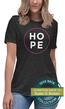 Load image into Gallery viewer, HOPE | Relaxed T-Shirt