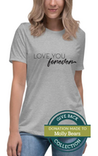 Load image into Gallery viewer, Love You Forever | Tri-blend T-Shirt