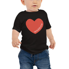 Load image into Gallery viewer, Heart Warrior | Baby T-shirt