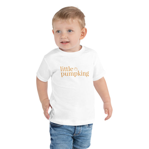 Little Pumpking | Toddler Tee