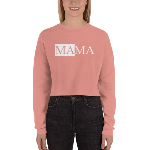 MAMA | Crop Sweatshirt