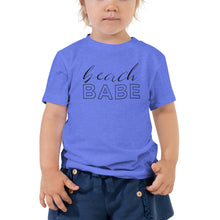 Load image into Gallery viewer, Beach Babe | Toddler Tee