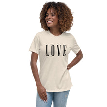 Load image into Gallery viewer, LOVE | Relaxed T-Shirt