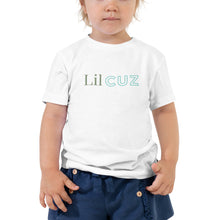 Load image into Gallery viewer, Lil Cuz | Toddler Tee
