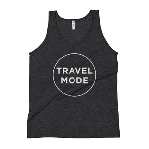 Travel Mode | Tri-blend Tank Top