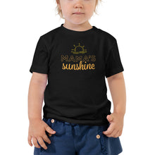 Load image into Gallery viewer, Mama's Sunshine | Toddler Tee