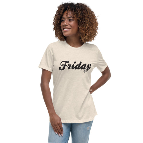 Friday | Relaxed T-Shirt