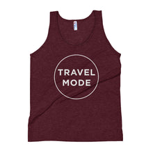 Load image into Gallery viewer, Travel Mode | Tri-blend Tank Top