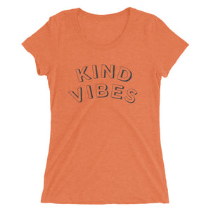 Kind Vibes | Crew Neck T-shirt