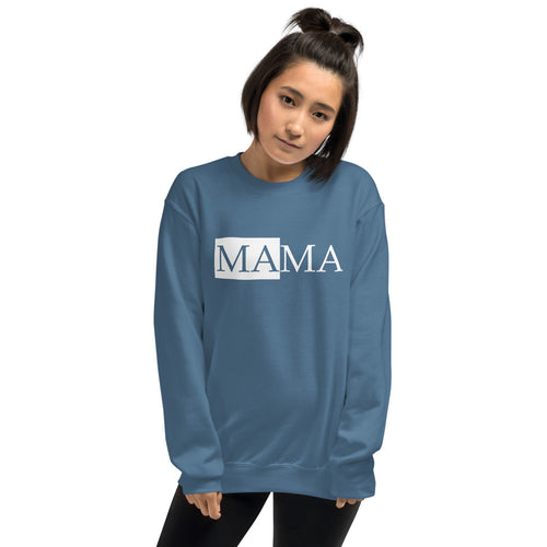 MAMA | Crew Neck Sweatshirt