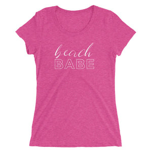 Beach Babe  |  Crew Neck T-shirt